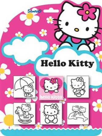 Razítka 5+1 Hello Kitty 2