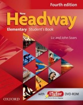 New headway Elementary Fourth Edition Students book + iTutor DVD-rom