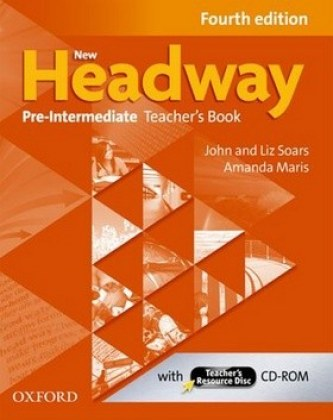 New Headway Pre-Int. Teacher´s Book Fourth Edition with Teacher´s Resource Disc