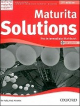 Maturita Solutions Pre-Intermediate 2nd Ed. Workbook with Audio CD PACK