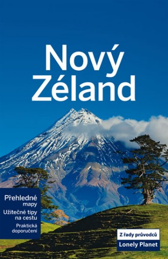 Nový Zéland - Lonely Planet