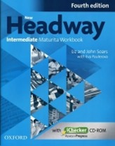 New Headway Fourth Edition Intermediate Maturita Workbook CZ with iChecker CD