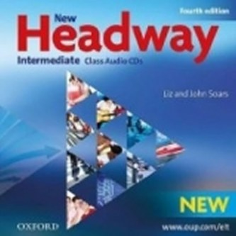 New Headway Fourth Edition Intermediate Class audio CDs /3/ - Soars John and Liz