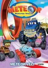 Meteor Monster Trucks 3 - Meteor velí - DVD