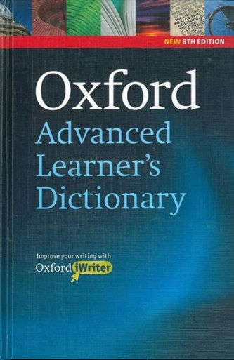 Oxford Advanced Learner´s Dictionary CD 8th Edit