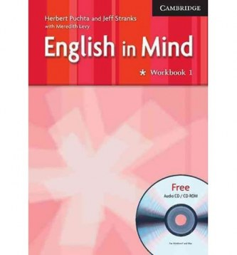 English in Mind 1 WB   CD