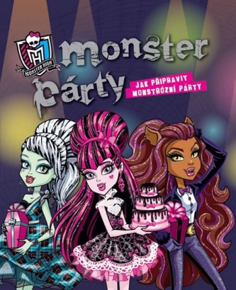Monster High - Monster Party - Mattel