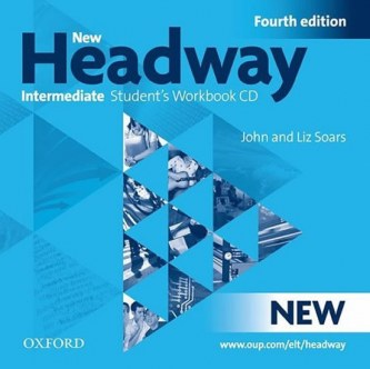 New Headway Fourth Edition Intermediate Student Workbook CD