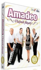 Amadeo - Hájnik fúzatý - 4 CD