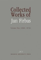 Collected Works of Jan Firbas.