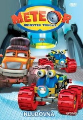 Meteor Monster Trucks 6 - Klubovna - DVD