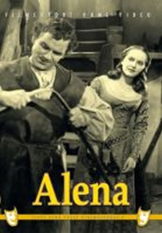 Alena - DVD box