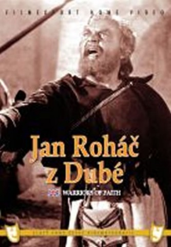Jan Roháč z Dubé - DVD box