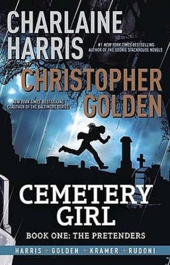Cemetery Girl (anglicky) - Harris Charlaine, Golden Christopher