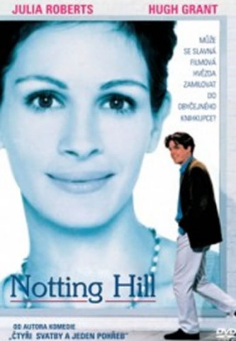 Notthing Hill - DVD