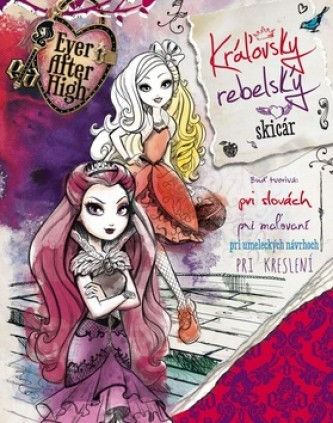 Ever After High Skicár