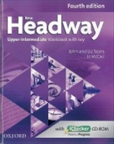 New Headway Fourth Edition Upper Intermediate Workbook with Key and iChecker CD-ROM