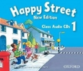 Happy Street New Edition 1 Class Audio CDs