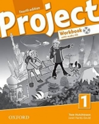 Project Fourth Edition 1 Workbook with Audio CD and Online Practice (International English Version)