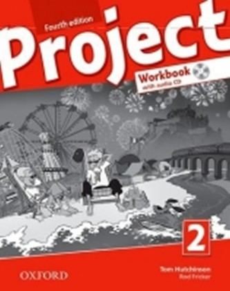 Project Fourth Edition 2 Workbook with Audio CD and Online Practice (International English Version)