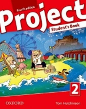 Project Fourth Edition 2 Student´s Book (International English Version) - Hutchinson Tom