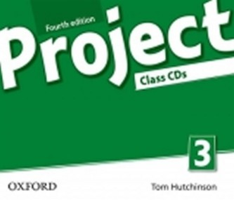 Project Fourth Edition 3 Class Audio CDs