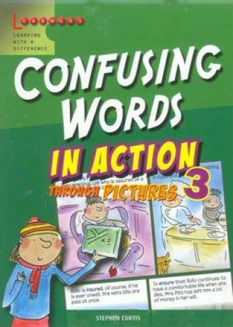 Confusing Words in Action 3