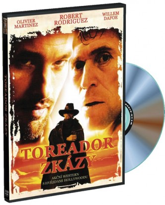 Toreador zkázy DVD
