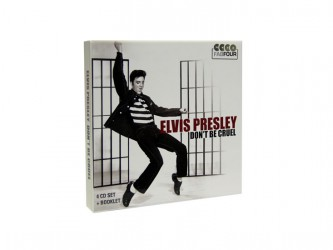 Presley Elvis - Don´t be cruel 4CD
