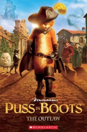 Puss in Boots The Outlaw