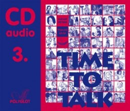 Time to Talk 3. - CD Audio - Tomáš Gráf