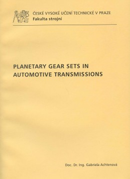Planetary gear sets in automotive transmissions