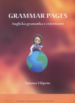 Grammar pages