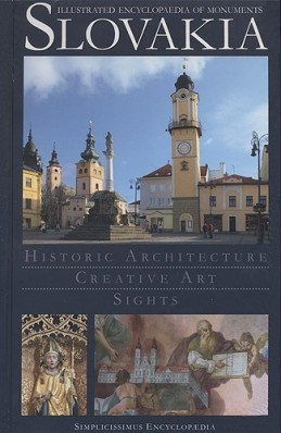 Illustrated Encyclopaedia of Monuments - Slovakia