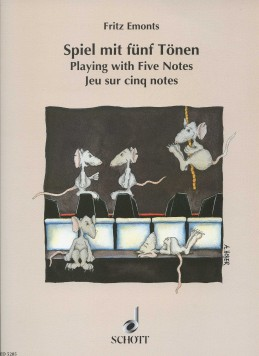 Spiel mit funf Tonen / Playing with five notes