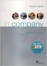 In Company (A2-C1) Elem Student's Book +CD-Rom