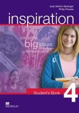 Inspiration (A1-B1) 4 Student´s Book