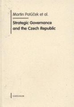 Strategic Governance and the Czech Republic