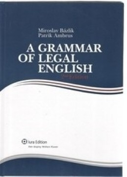 A Grammar of Legal English