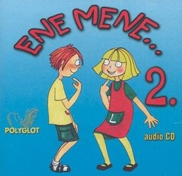 Ene mene 2. audio CD