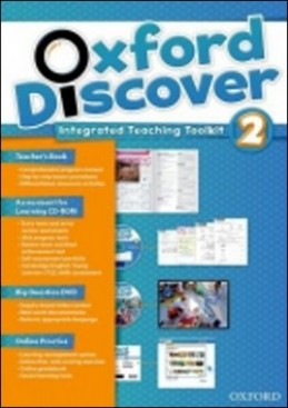 Oxford Discover 2 Teacher´s Book with Integrated Teaching Toolkit