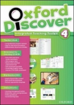 Oxford Discover 4 Teacher´s Book with Integrated Teaching Toolkit