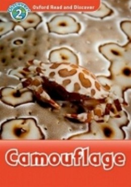 Oxford Read and Discover Camouflage + Audio CD Pack