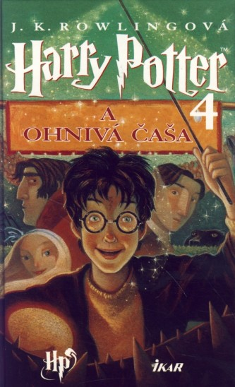 Harry Potter 4 - A ohnivá čaša