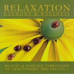 Relaxation harmony & wellness CD