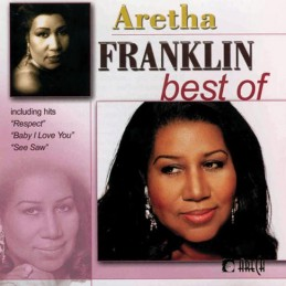 Franklin Aretha: The best of.. CD