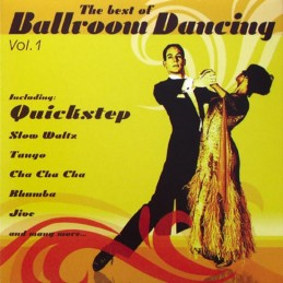 The best of Ballroom Dancing CD