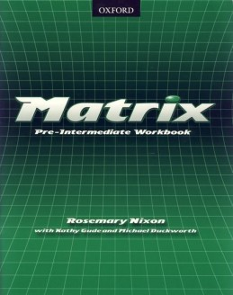 Matrix - Pre-Intermediate Workbook