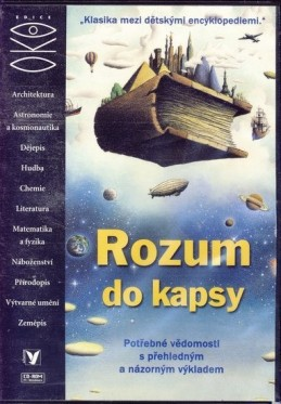 Rozum do kapsy-CD Rom