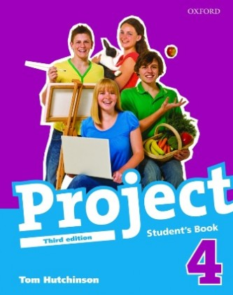 Project Level 4: Student's Book - Tom Hutchinson